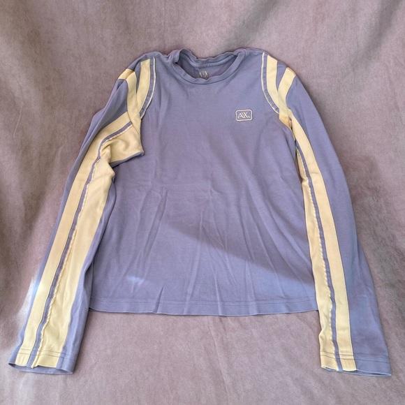 Armani Exchange Other - Armani Exchange Striped LongSleeve Shirt